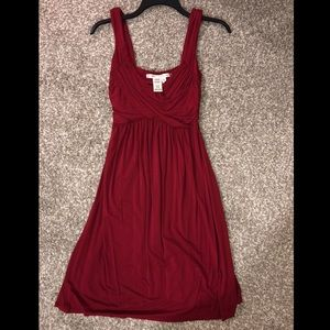 Max Studio Red Dress
